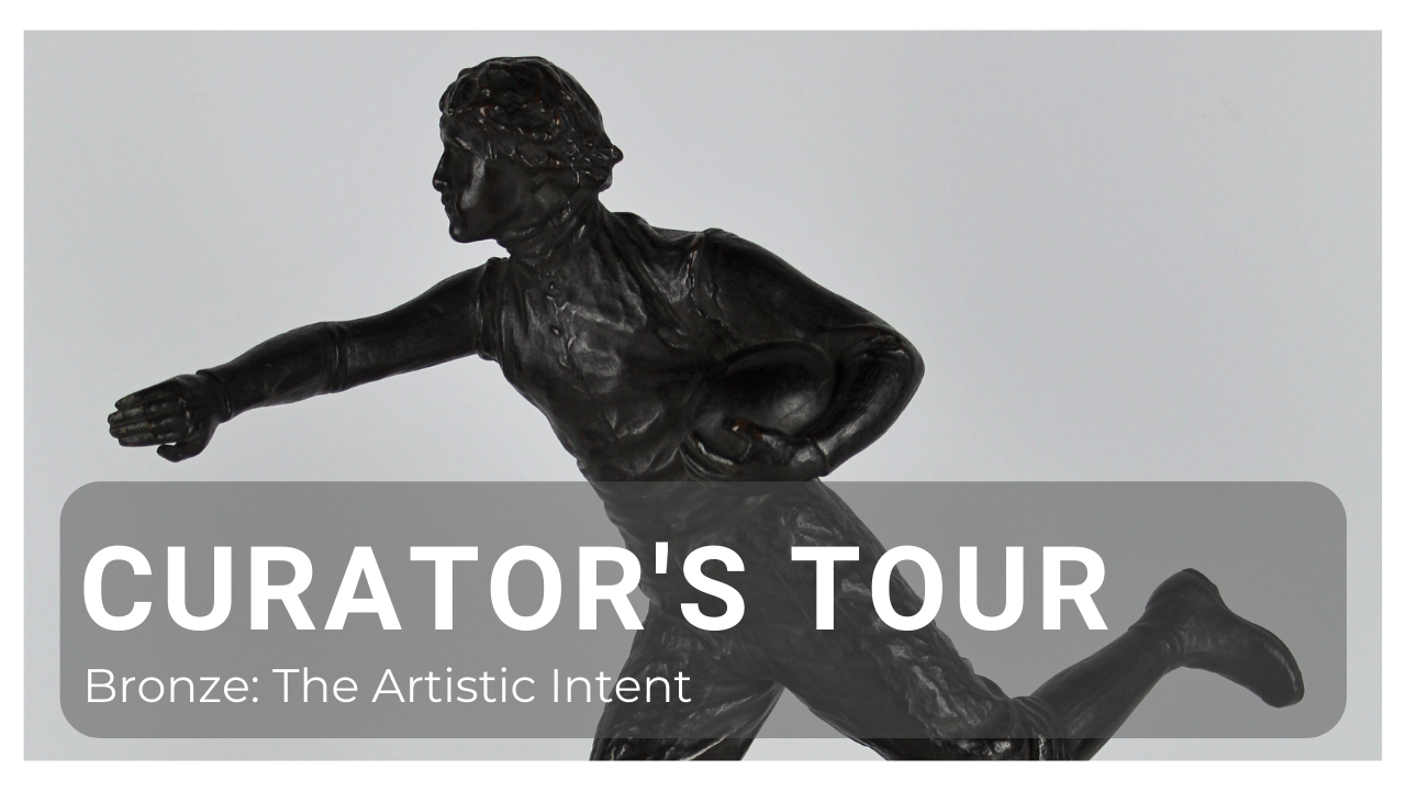 Curator's Tour: Bronze