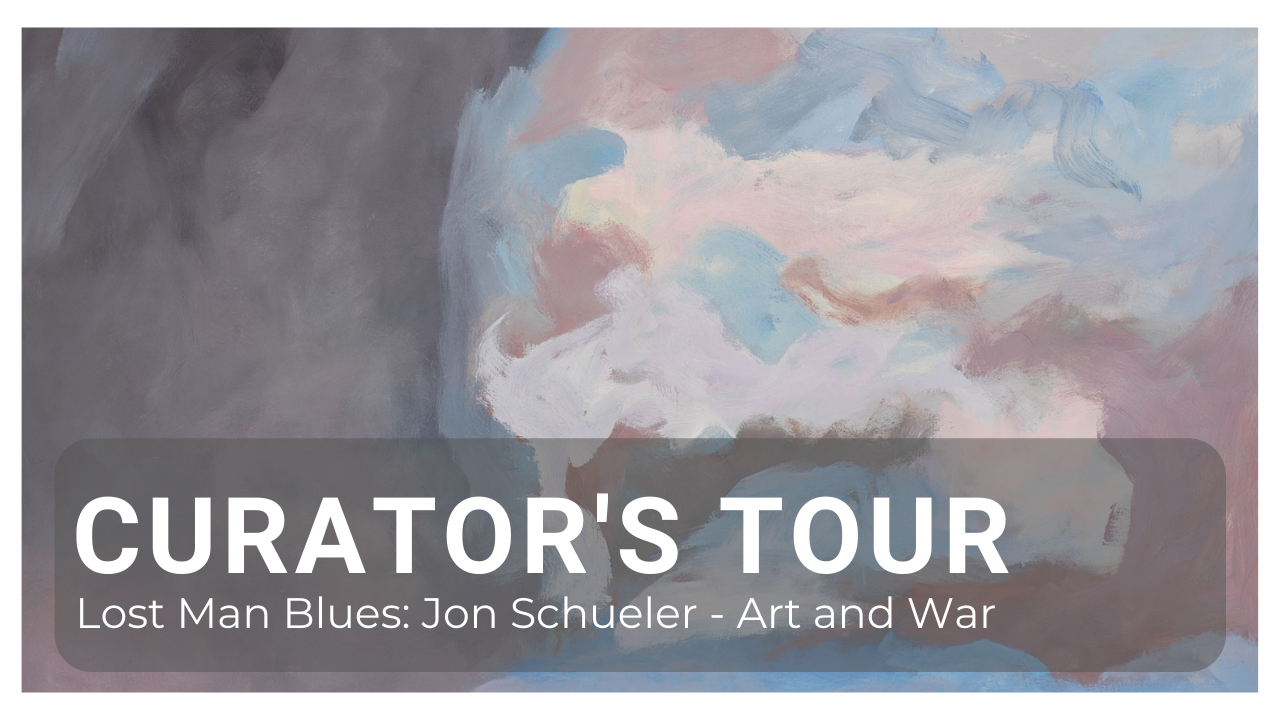 Curator's Tour: Lost Man Blues