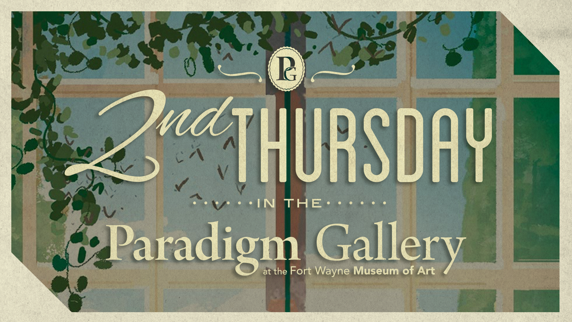 2nd Thursday in the Paradigm Gallery