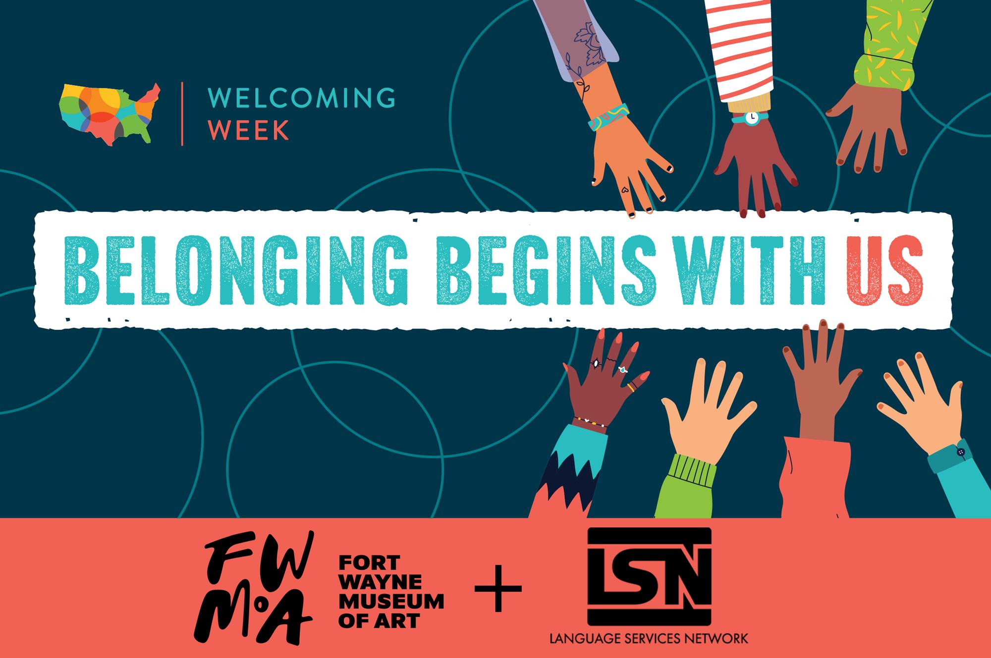 Welcoming Week – English/Burmese