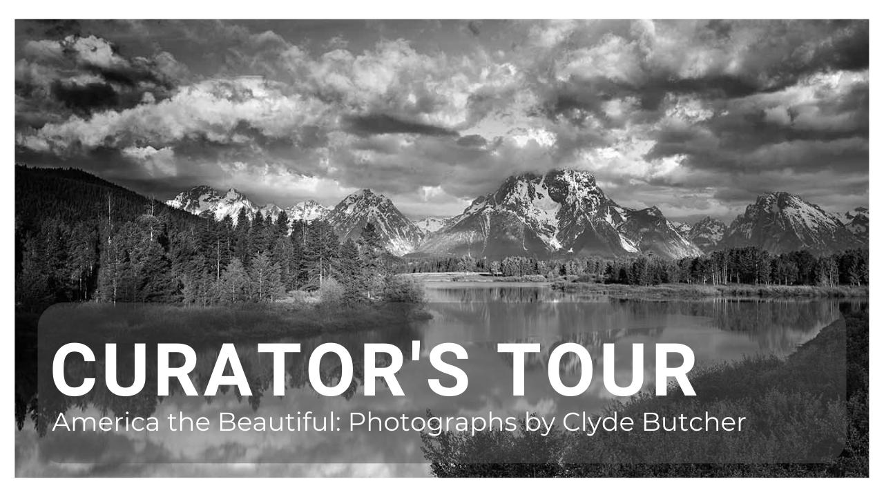 Curator's Tour: America the Beautiful